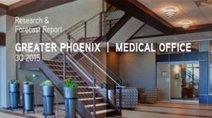 Activity Strengthens in the Medical Office Market