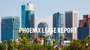 Phoenix Lease Report May 7-11, 2018