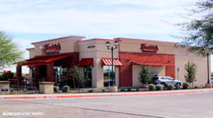 Freddy's Frozen Custard at Las Plazas Sells for $2.29M Net-Lease
