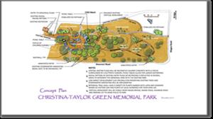 Christina-Taylor Green Memorial Park Plan & Sign Unveiling Ceremony Saturday