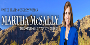 U.S. Rep. McSally Responds to President's Veto of Bipartisan WOTUS Disapproval