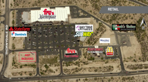 Tangerine Crossings – a Diverse Medical / Retail Center