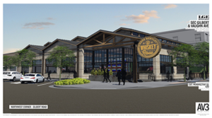 LGE Design Build to hold Feb. 2 groundbreaking for Dierks Bentley's Whiskey Row in Gilbert