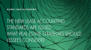 Changes to Lease Accounting May Alter many things for Companies