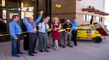 Truly Nolen Ribbon Is Cut