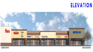 New Retail Shoppes at First Ave & Roger Road in Tucson