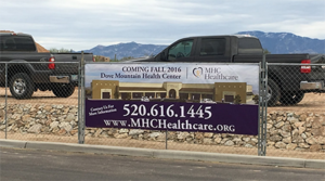 New Dove Mountain Medical Office Under Construction
