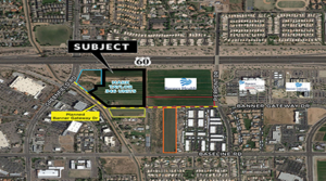 Crisko Sells ±20 Gross Acres in Mesa, AZ, to Mark-Taylor Development