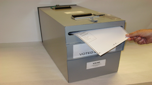 Pima County Election and Provisional Ballots Finalized Tuesday
