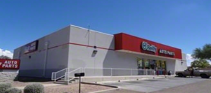 O'Reilly Auto Parts on Grant Road, Tucson Sells in Net Leased Sale of $1.25 Million