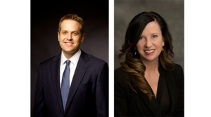Ike Isaacson and Kami Taylor Promoted at CBRE