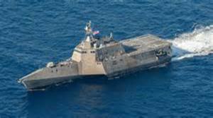 USS Coronado deploys with next-gen UAV controls from Raytheon