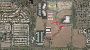 Sale of Approximately Eight Acres in Chandler, Arizona, for $2.43 Million