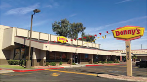 Denny's Leased NNN Investment Trades in Off Market Transaction