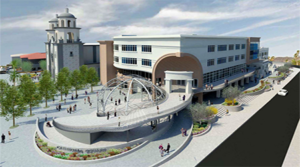 Major Redevelopment of Cathedral Square Downtown Tucson Moves Ahead