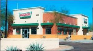 Sale of Krispy Kreme Ground Lease for $3.45 Million