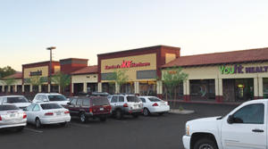 SRS Negotiates the Acquisition of Paradise Hills Center for $9.25 M