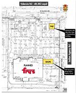 Frys site plan Valencia 150x180