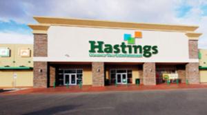 Hastings Closing all stores, Liquidating  – Six in Arizona