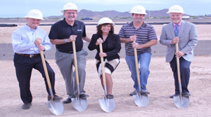 City of Peoria and Maracay Homes Celebrate The Meadows near Lake Pleasant