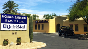 Cali Investor Trades into QuickMed in Tucson for $1.9 Million