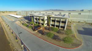 U.S. Western Distribution Center for Airline Catering Supplier Completed