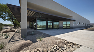 LGE Design Build Expertly Renovates Marana Building Before it Sells for $11 Million