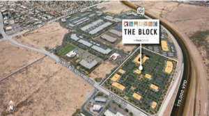 Scottsdale Getting New Retail The Block at Pima Center