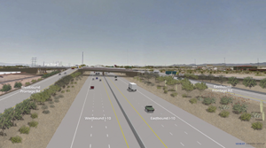 Construction Begins on $120 Million I-10 Expansion in Tucson