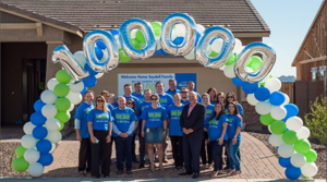 Meritage Homes celebrates its 100,000th home