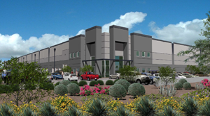JLL to Lease New 250,000 SF Phoenix Industrial Project: Riverside 43