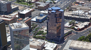 CBRE Selected to Lease Tucson's Iconic One South Church Tower