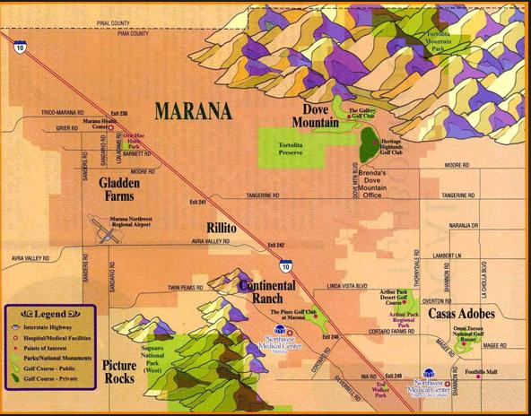 marana-map