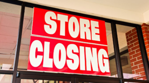 2017 Store Closings Planned
