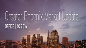 Colliers: Phoenix Office Vacancy Rate Dropped to Lowest Rate Since 2008