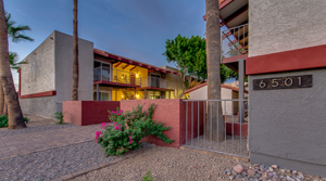 The Haven Apartments in Phoenix sell for $2.5 Million