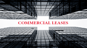 Commercial Lease Report May 1-5, 2017