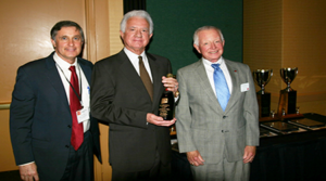 "Humberto ""Bert"" Lopez Inducted into Tucson Legends at CCIM Annual Meeting"