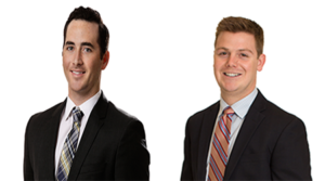 Anthon & Pancrazi Promoted to Associate status at NAI Horizon