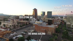 Peach-Dabdoub Downtown Tucson Revitalization Projects Underway