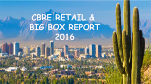 CBRE: Phoenix retail reports robust demand amid rise in new supply