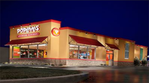 Popeye's Restaurant Joining Tucson Marketplace at the Bridges