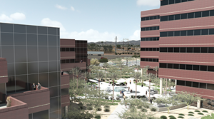 Sky Harbor Office Towers Redevelopment Nears Completion