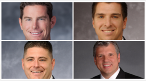 Four Promotions Announced at CBRE Phoenix