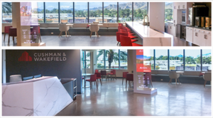 Cushman & Wakefield Moves to New Office at Esplanade