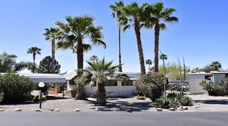 South Forty RV Park 3600 W Orange Grove Rd Marana AZ