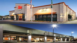 Sales of Tilted Kilt's New Flagship Restaurant & HQ in Tempe, Ariz. total $8.55M