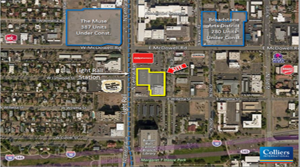 Phoenix Midtown Central Avenue Site Sells for $4.5 Million for Development of Residential/Office Project