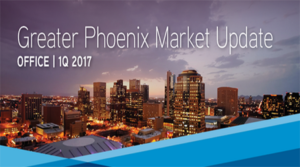 Colliers: Greater Phoenix Office Vacancy Q1 Inches Higher with New Development
