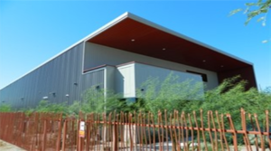 Metal Construction News: Cotlow Co. Building in Tucson Editor's Pick